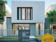 LUXURY TERRACES - PELICAN WATERS