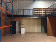 INDUSTRIAL STORAGE/OFFICE FIT OUT INCENTIVE